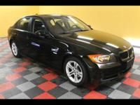 2008 BMW 328xi AWD 2008 BMW 3 Series 4dr Sdn 328xi.Good