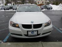 Exterior Color: alpine white, Body: Sedan, Engine: 3.0L