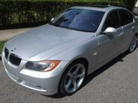 Exterior Color: gray, Body: Sedan, Engine: 3.0L I6 24V