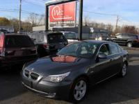 2008 BMW 5 SERIES 4dr Sdn 528x Our Location is: The Wiz