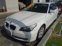 Options:  2008 Bmw 5 Series 528I|Take A Moment To