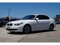 We are excited to offer this 2008 BMW 5 Series. How to