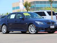 550i, 4.8L V8 32V Valvetronic, RWD, and Leather. 6