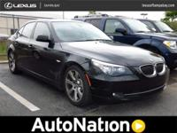 2008 BMW 5 Series Our Location is: Lexus Of Tampa Bay -