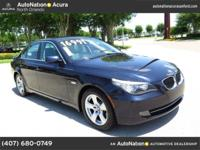 2008 BMW 5 Series Our Location is: Courtesy Acura -