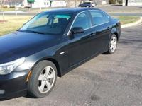 08 BMW 528XI, Full power, Loaded, 117K miles, Leather,