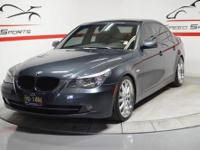 2008 BMW 535i Sport Dinan package with Suspension.