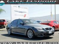 2008 BMW 5 Series Sedan 550i Our Location is: Lake