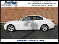 535xi, 4D Sedan, 6-Speed Automatic Steptronic, AWD,