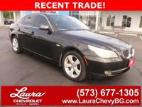 Recent trade! 2008 BMW 5 series 528xi, 3.0L 6 cylinder,
