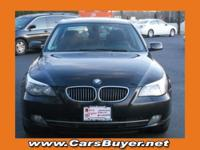 2008 BMW 5 series Cars Buyer Inc. 1434 Route 23 North