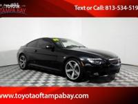 Options:  2008 Bmw 6 Series 650I|Black|Hold On To Your
