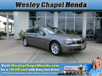 2008 BMW 7 Series Our Location is: AutoNation Nissan