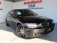2008 BMW 7 Series Sedan 750Li Our Location is: