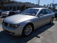 2008 BMW 7 SERIES Sedan Our Location is: Hilton Head