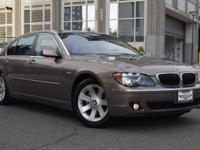 This BMW 7-Series is one that you really need to take