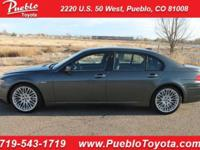 Clean CARFAX! New Tires! Luxury! 2008 BMW 7 Series