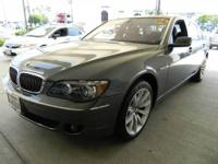 2008 BMW 750 Our Location is: Infiniti Tustin - 33 Auto