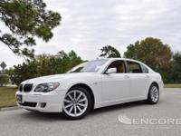 2008 BMW 750LI 4-DOOR SEDAN***FLORIDA OWNED***CARFAX