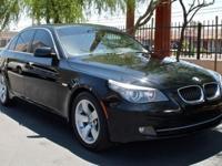 2008 BMW 5 Series 4dr Sedan 528i RWD Body: SEDAN