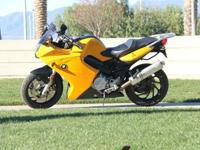 Up for sale is a meticulous BMW F800ST.. Dealer