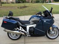Awesome bike, super low mileage!  Heated