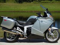 Thanks for looking into this pristine 2008 BMW K1200GT