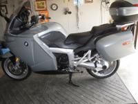 2008 BMW K1200GT MOTORCYCLE EXCELLENT CONDITION-For