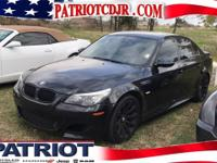 Options:  2008 Bmw M5 Base|Leather. A Great Deal In