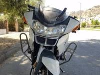 2008 BMW R1200RTP for sale. It runs great it was just