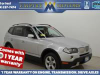 **FREE 1 YEAR POWERTRAIN WARRANTY** **CLEAN CARFAX**