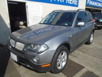 Options:  2008 Bmw X3 3.0Si|Our Incredible 2008 Bmw X3