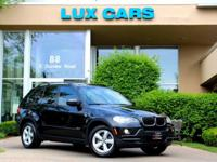 JUST TRADED SUPER CLEAN 2008 BMW X5 3.0si AWD! HEATED
