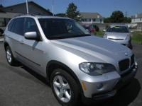 NEW ARRIVAL!!! This 2008 BMW X5 is currently going
