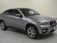 Check out this gray 2008 BMW X6 AWD xDrive35i 4dr SUV