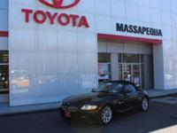 Toyota of Massapequa is honored to present a wonderful