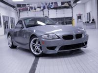 2008 BMW Z4 M Space Gray Metallic Premium Package,