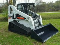 2008 Bobcat T320 Skid Steer - Only 2252 Hours Fresh
