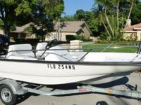 2008 BOSTON WHALER 130 SPORTTHE UNSINKABLE LEGEND .....