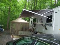 2008 Brookside trailer by Sunnybrook for sale. Trailer