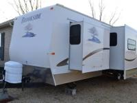 301 RBS 2008 Brookside Travel Trailer RV (Only One