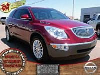 Enclave CXL. Stunning! Talk about loaded! Take your