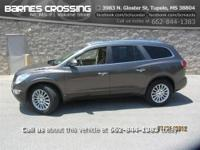 Enclave CXL, **CLEAN CARFAX**, **LOCAL TRADE IN**
