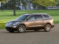 Gold Mist Metallic 2008 Buick Enclave CX AWD 6-Speed