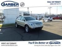 Introducing the 2008 Buick Enclave CX! Featuring a 3.6L