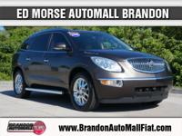 Ride this 2008 Buick Enclave CXL in comfort with dual