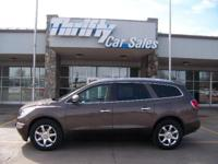 Options Included: N/AOur 2008 Buick Enclave CXL has an