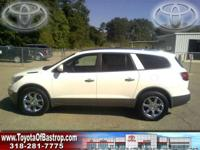 Options Included: N/AThe all-new 2008 Buick Enclave