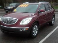 Excellent condition 2008 Buick Enclave CXL. One owner,