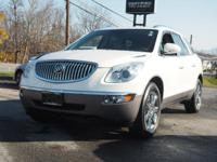 This 2008 Buick Enclave CXL features dual climate
